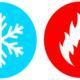 Contenu chaud et contenu froid sur internet
